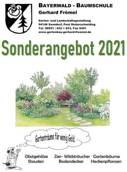 Sonderangebot 2021